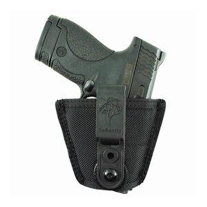 Desantis Versa-Tuk Small Frame Handguns IWB Ambi Nylon Black