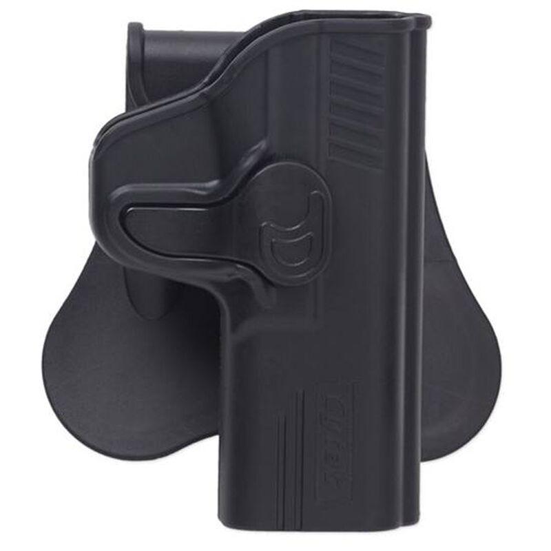 Bulldog Cases RR-Series Paddle Holster S&W .380 Bodyguard Right Hand Polymer Black RR-SWBG