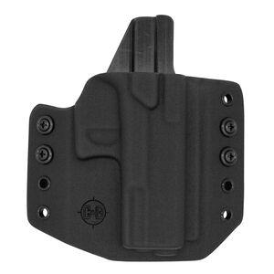 Crucial Concealment  Sig Sauer P365 IWB Black Holster 1021