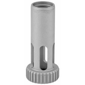 AAC Illusion 9 Piston Metric 13.5x1 Left Hand Thread Pitch Heat Treated Stainless Steel Matte Bead Blasted Finish