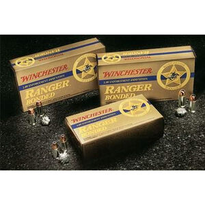 Winchester 9mm Ranger Q4392 147 gr Bonded JHP 50 rounds
