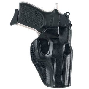 Galco Stinger S&W M&P Shield 9/40 OWB Holster Right Hand Leather Black SG652B