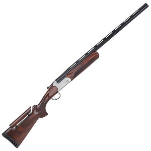 "Savage Stevens 555 Trap Compact 20 Gauge Break Action Shotgun 26"" Barrel Turkish Walnut Stock Semi Gloss Finish"