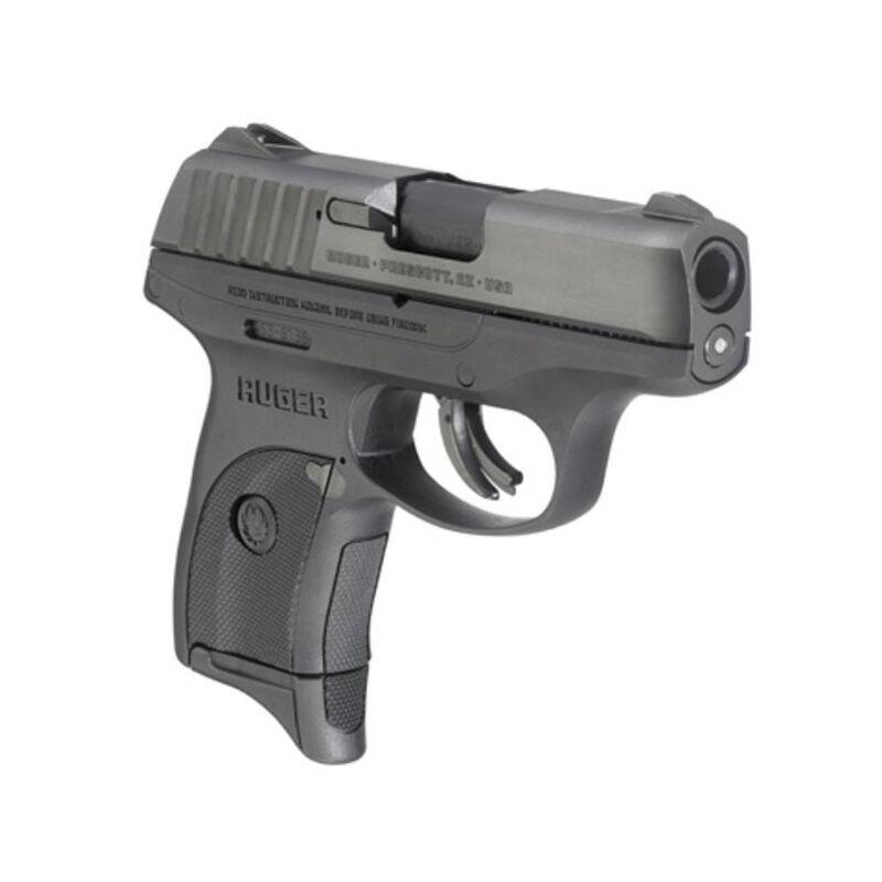 Ruger EC9s 9mm Semi Auto Pistol 7 Rounds Polymer Frame Striker Fired