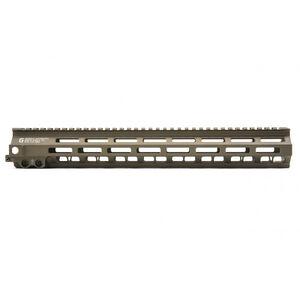 "Geissele AR-15 Super Modular Rail Mk8 15"" M-Lok Aluminum Desert Dirt 05-286S"