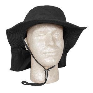 Fox Outdoor Advanced Hot Weather Boonie Hat Black 75-31
