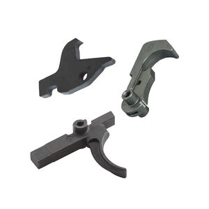 LUTH-AR AR-15 Three Piece Trigger Group Steel Black LRPK-THD