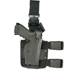 Safariland 6005 SLS Tactical Holster GLOCK 31 with TLR-2 Left Hand STX Tactical Finish Black 6005-8321-122