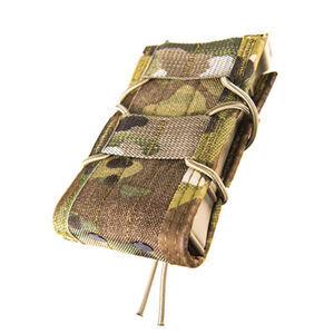 High Speed Gear Rifle TACO LT Magazine Carrier Nylon/Polymer MOLLE Compatible Multicam