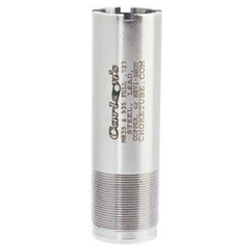 Carlson's 12 Gauge Mossberg 835 and 935 Flush Mount Choke Tube Cylinder 17-4 Stainless Steel 19951
