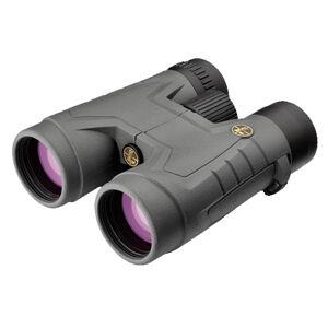 Leupold BX-2 Acadia Full Size Binoculars BAK4 Prisms Rubber Armor Coated Shadow Gray