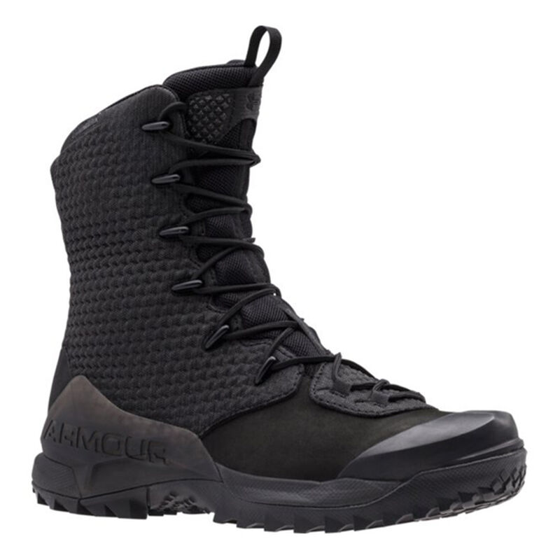 Under Armour Mens Infil Ops Gore-Tex Boots 10 Black