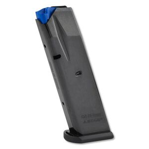 Mec-Gar CZ 75B/85B/SP-01/Shadow 9mm Magazine 10 Rounds Blued Steel MGCZ7510B