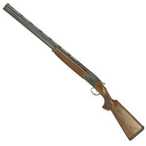 "NEMO NX Standard 12 Gauge O/U Break Action Shotgun 28"" Barrel 3"" Chamber 2 Rounds Bead Sight Walnut Stock Case Hardened Finish"