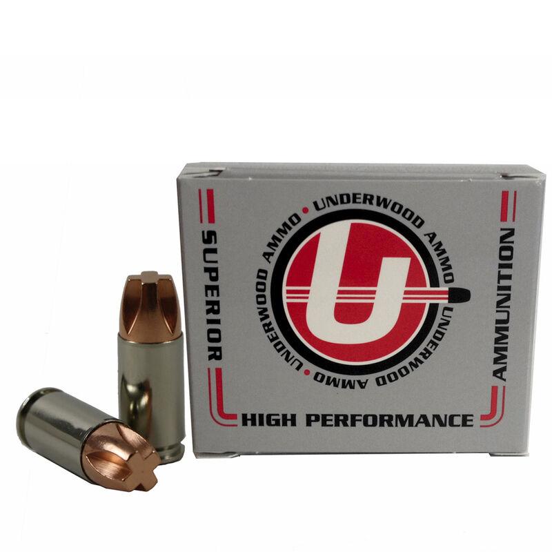 Underwood Ammo 9mm+P Xtreme Penetrator 20 Rounds