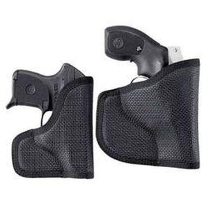 DeSantis N38 The Nemesis Pocket Holster Diamondback .380 Ambidextrous Nylon Black N38BJI5Z0