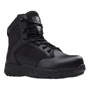 Under Armour Women's Stellar Tactical Boot 7.5 Black