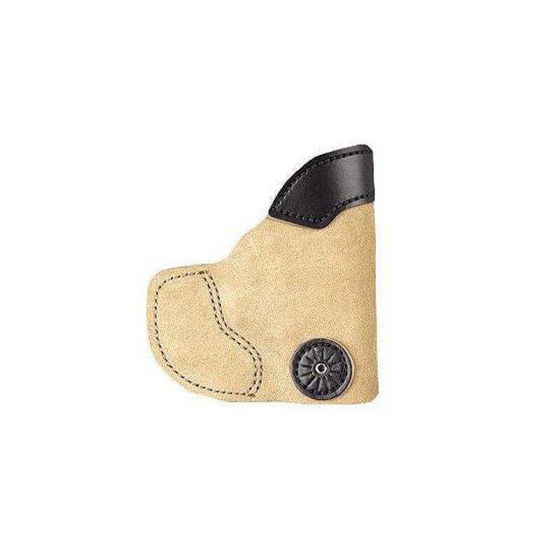 DeSantis Pocket-Tuk IWB/Pocket Holster Beretta PX4/Springfield XD 9/40 Sub Compact Right Hand Leather Tan 111NA77Z0