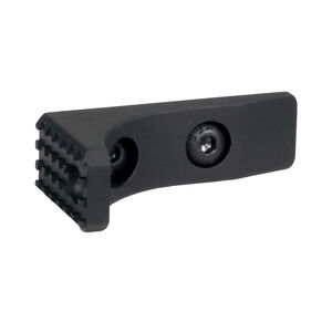 Samson M-LOK Hand Stop And Barricade Device Aluminum Black