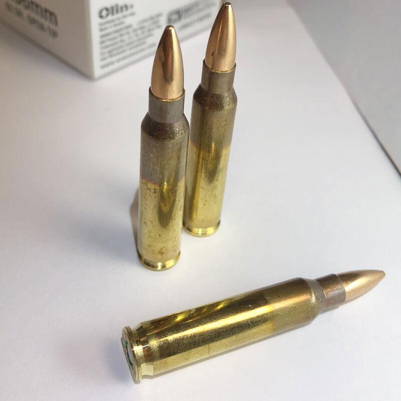Winchester 5.56 NATO Ammunition 180 Rounds Open Tip 62 Grains USA3162W