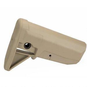 BCM GUNFIGHTER Mod 0 AR-15 Stock Mil-Spec Polymer Flat Dark Earth BCM-GFS-MOD-0-FDE
