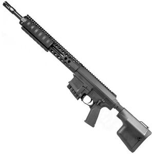 "Troy AR Sporting Pump Action Rifle .308 Win 16"" Barrel 10 Rounds Polymer Stock Black SPARS3816BT01"