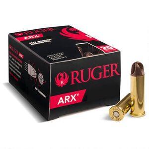Ruger ARX .357 Magnum Ammunition 20 Rounds 86 Grains ARX Projectile 1650fps