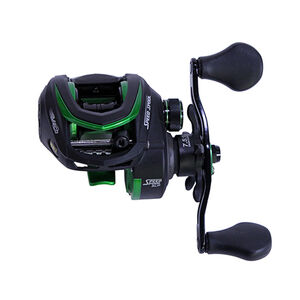 Lews Fishing Mach Speed Spool MCS Casting Reel 6.8:1 Gear Ratio, 11 Bearings, 10 lb Max Drag, Right Hand