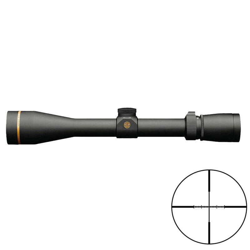 "Leupold VX-3i 4.5-14x40 Riflescope Wind-Plex Non-Illuminated Reticle 1"" Tube .25 MOA Adjustments CDS Dial Second Focal Plane 6061-T6 Aluminum Matte Black Finish"