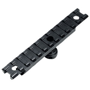 Leapers UTG AR15 Carry Handle Rail Mount 12 Slots Matte Finish Black MNT993