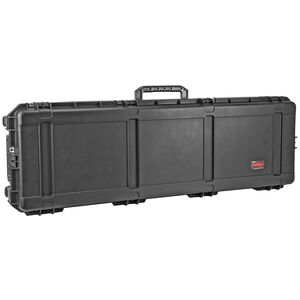 SKB iSeries 6018-8B-L Rifle Case Polymer Black