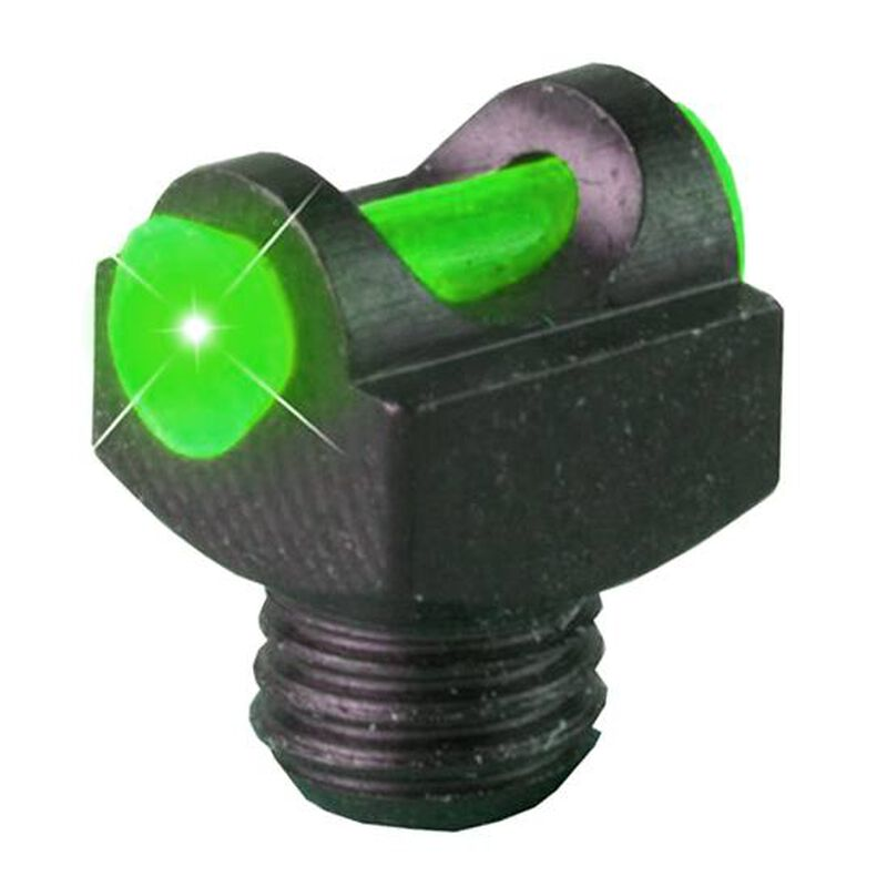 TRUGLO Star Brite Deluxe Shotgun Bead 3mm Fiber Optic Green