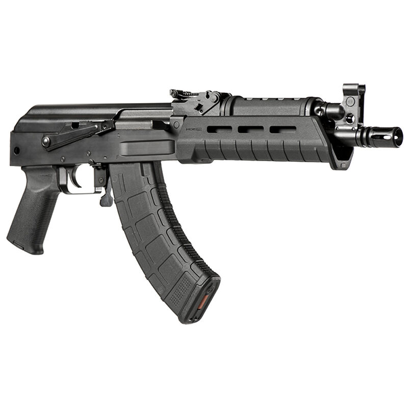 "Century Arms International C39v2 7.62x39mm AK-47 Semi Auto Pistol 30 Rounds 10.6"" Barrel Magpul MOE Furniture Black"