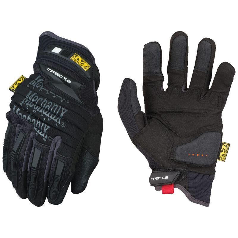 Mechanix Wear M-Pact 2 Gloves Size XL Synthetic Black