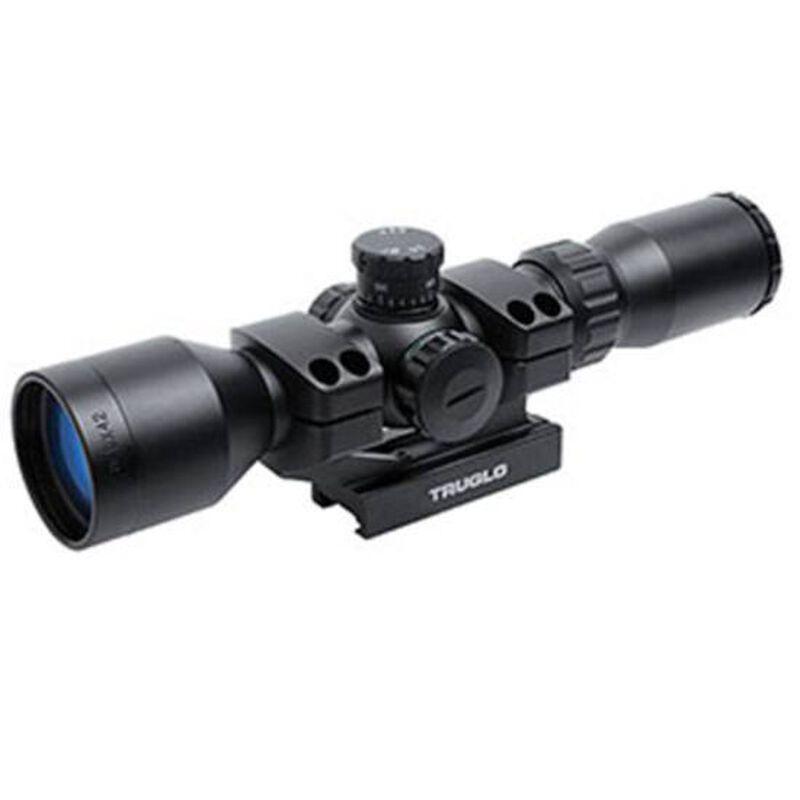 TRUGLO Tactical IR 3-9X42 Scope BDC Illuminated Reticle 30mm Matte Black TG8539TL