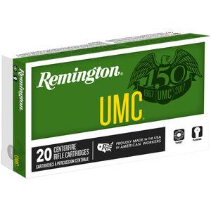 Remington UMC .300 Blackout Ammunition 50 Rounds 120 Grain OTFB 2200fps