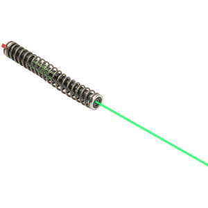 LaserMax Green Guide Rod Laser For Compact GLOCK 19 Gen 4 LMS-G4-19G
