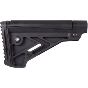 Trinity Force AR-15 Bravo Fixed Stock Mil-Spec Polymer Black