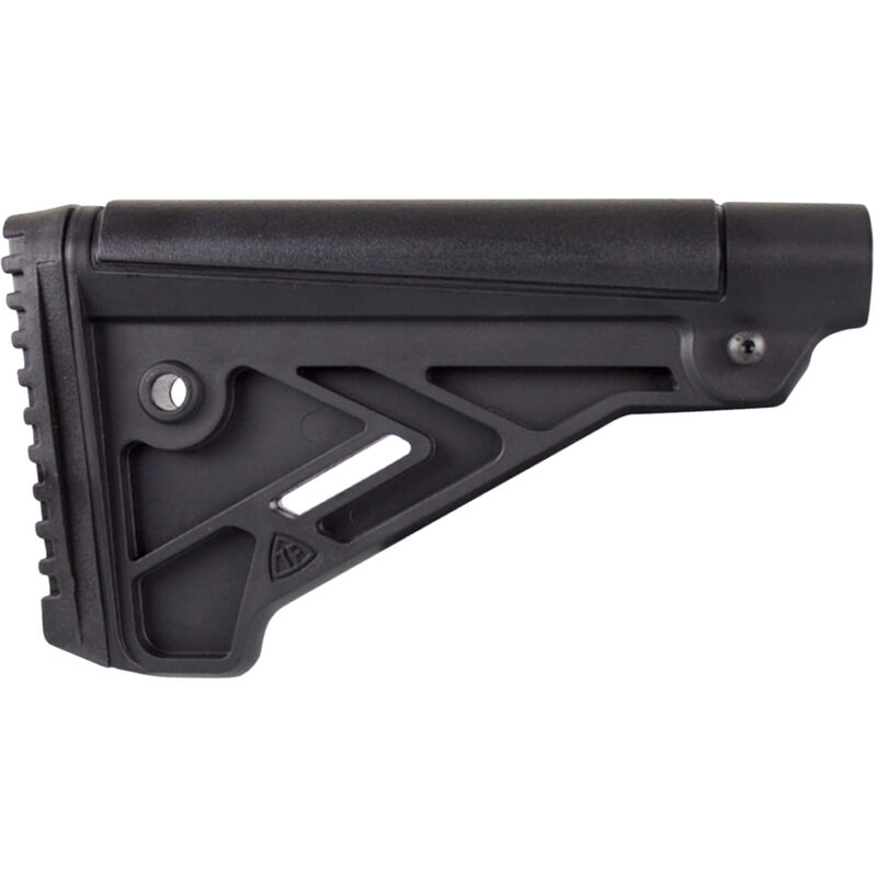 Trinity Force AR-15 Bravo Fixed Stock Mil-Spec Polymer Black