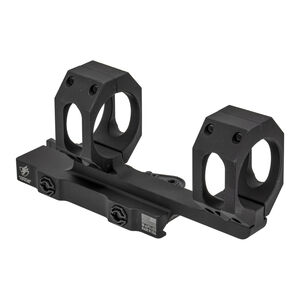 "American Defense Recon 34mm Dual Ring Scope Mount With 2"" Offset Black AD-RECON-34-STD-TL"