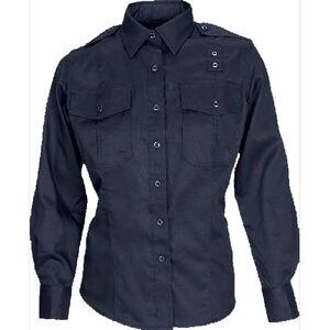 5.11 Tactical Women's Tactical PDU Long Sleeve Shirt Small Regular Midnight Navy 62366