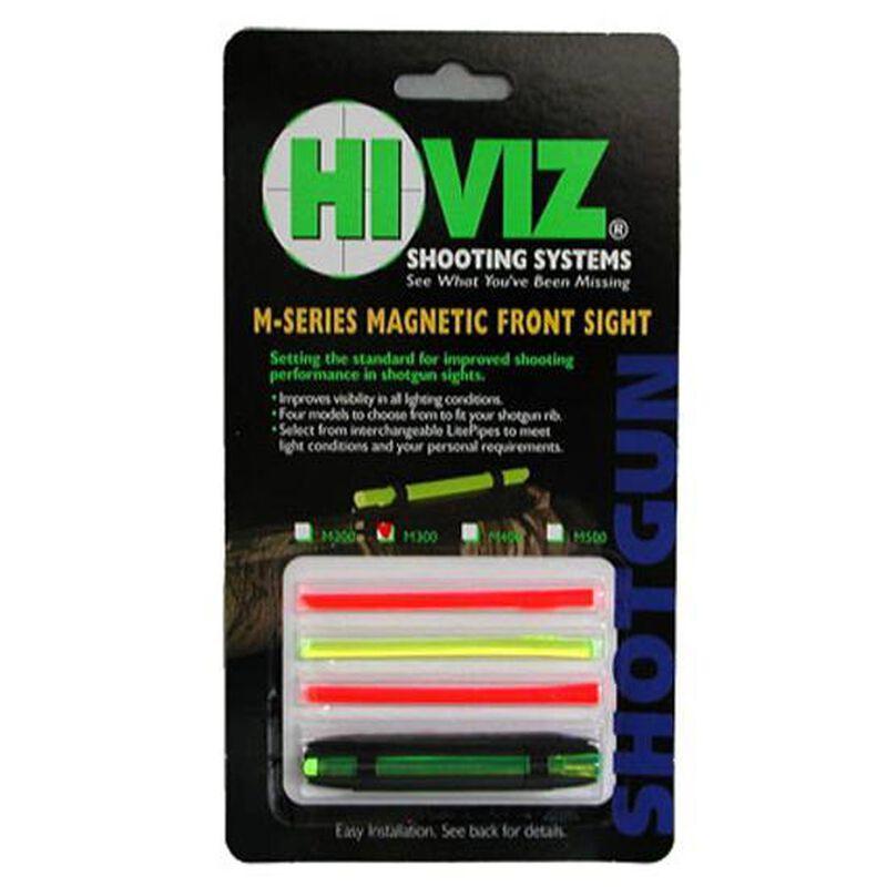 HiViz Front Sight Shotgun Magnetic Fiber Optic Family Steel Black M300
