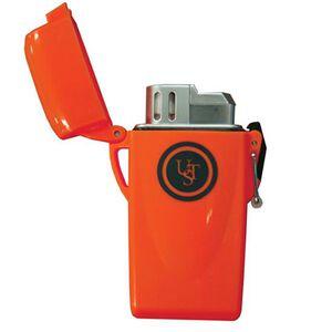 Ultimate Survival Technologies Floating Butane Lighter Orange 20-410-08