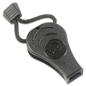 Ultimate Survival Technologies JetScream Signaling Whistle Black 20-300-02