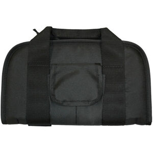 Bob Allen BAT13 Black Tactical Handgun Case 79010