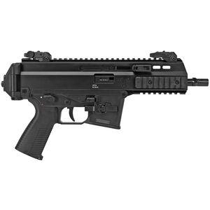 "B&T APC9 Pro-G Semi Auto Pistol 9mm Luger 7"" Barrel 33 Rounds Full Length Optic Rail Ambidextrous Controls GLOCK Magazine Compatible Matte Black"
