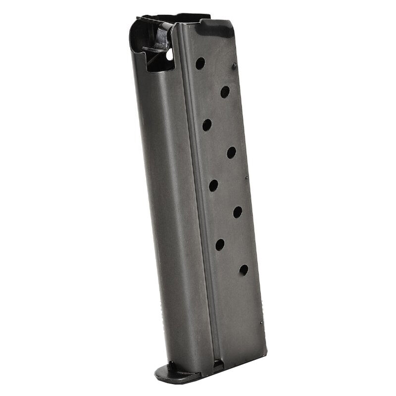 Springfield Armory 1911 EMP Magazine 9mm Luger 9 Rounds Stainless Steel Blued Finish