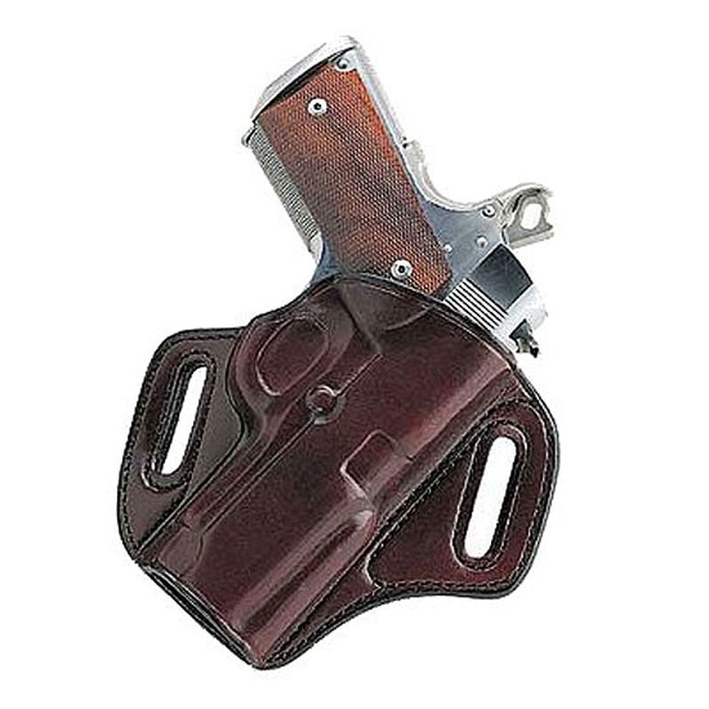 "Galco Concealable Belt Holster Springfield XD 4"" Right Hand Leather Brown CON440H"
