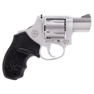 """Taurus 380 Ultralite Double Action Only Mini Revolver .380 ACP 1.75"""" Barrel 5 Rounds Fixed Front Sight/Adjustable Rear Soft Rubber Grips Matte Stainless Steel Finish"""