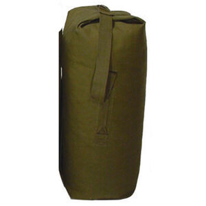 5ive Star Gear Small Top Load Duffle Canvas Olive Drab 6254000